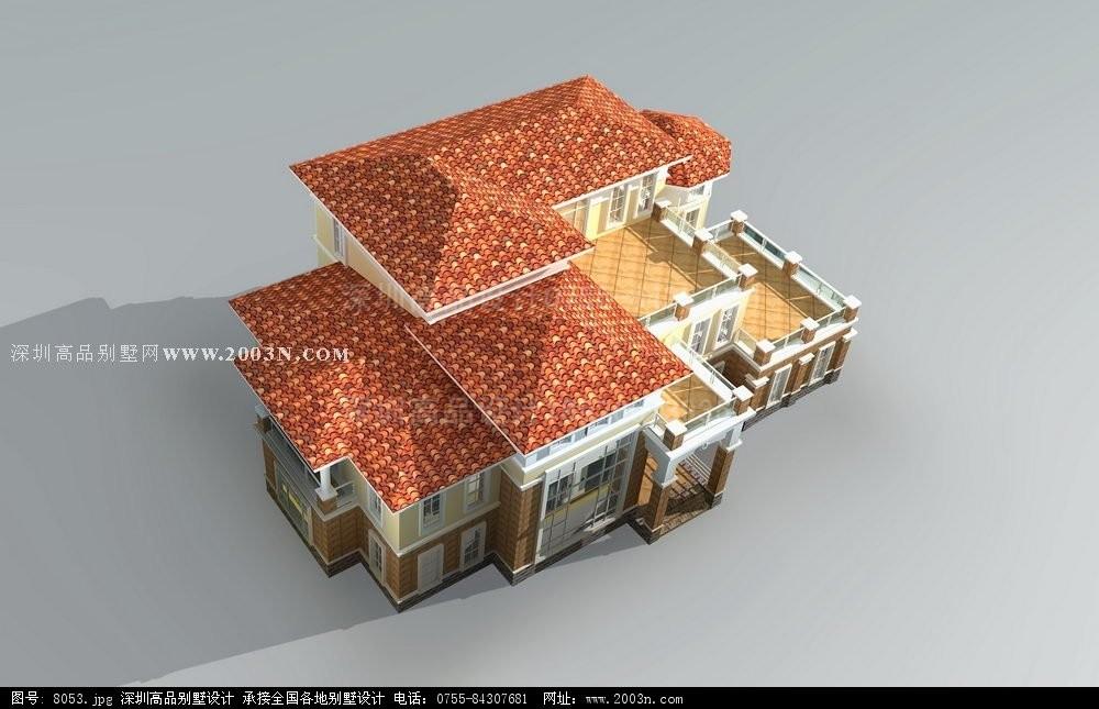 新农村建设楼房效果图 农村别墅外观效果图 百年