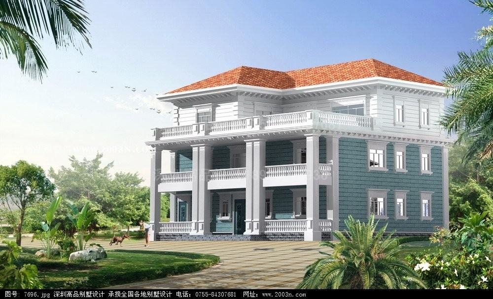 农村房子装修设计图